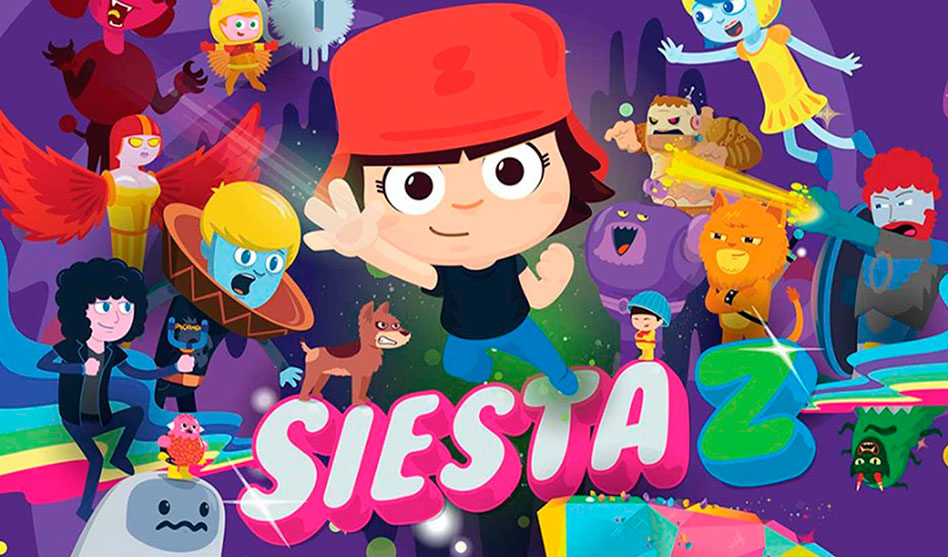 Siesta Z, la niña que enseña literatura universal a través de sus sueños